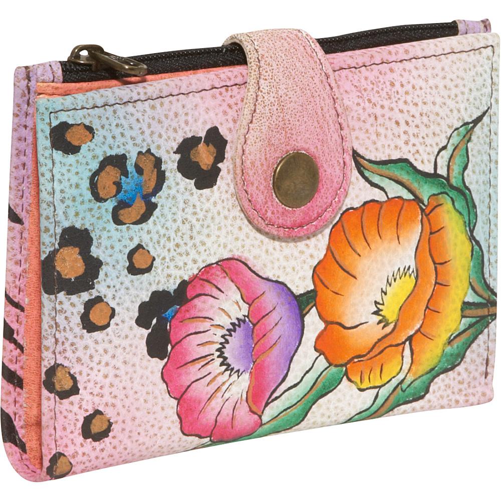 ANNA by Anuschka Ladies Wallet - Animal Flower - Animal - Women's SLG, Women's Wallets