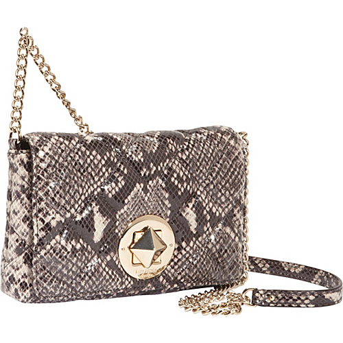 kate spade new york Gold Coast Dove Cross-Body Bag Natural Snake - kate spade new york Designer Handbags
