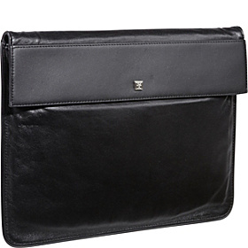 Rhodes Ipad Case/Clutch Black