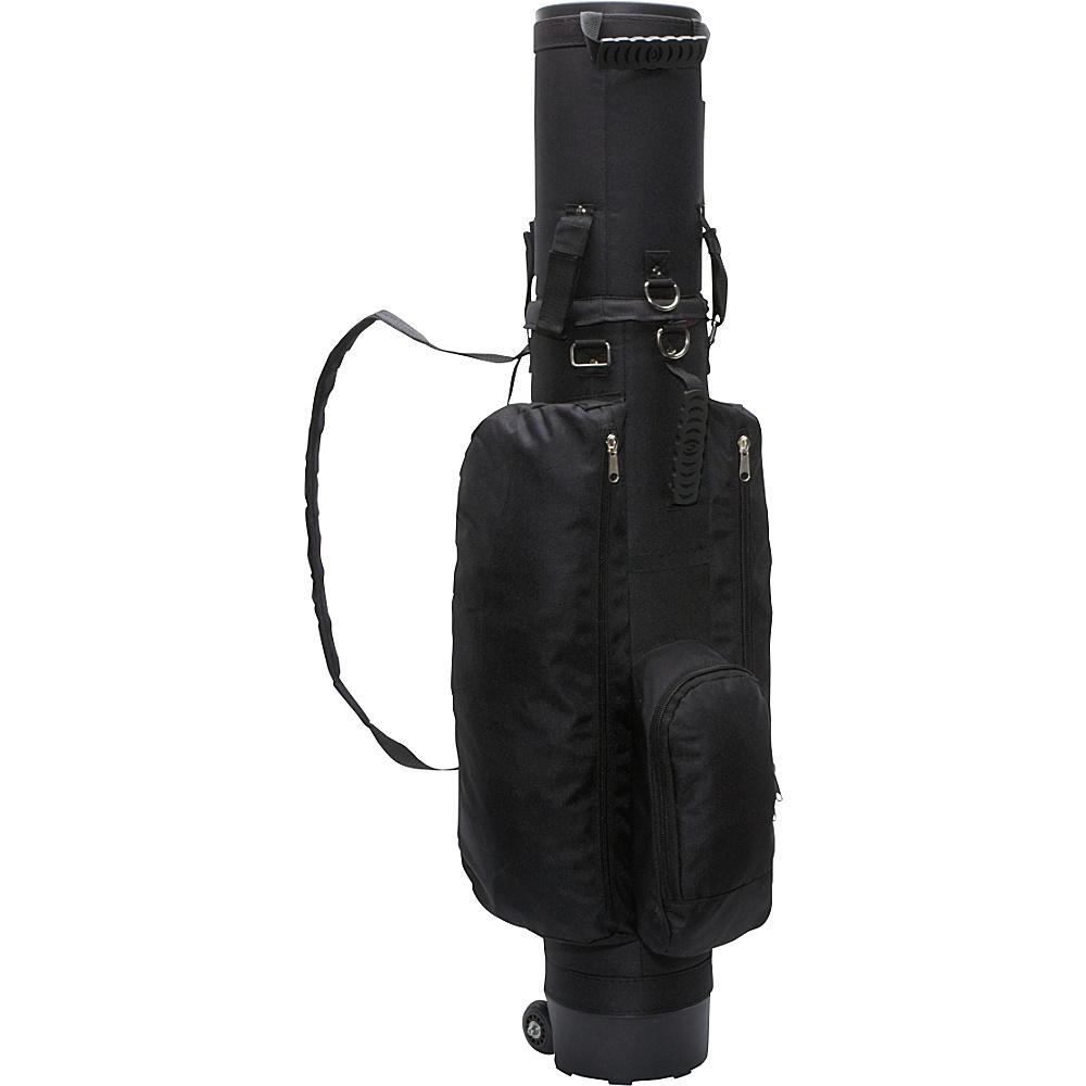 Caddy Daddy Golf Co-Pilot Standard Edition Hybrid Travel Bag Black - Caddy Daddy Golf Golf Bags