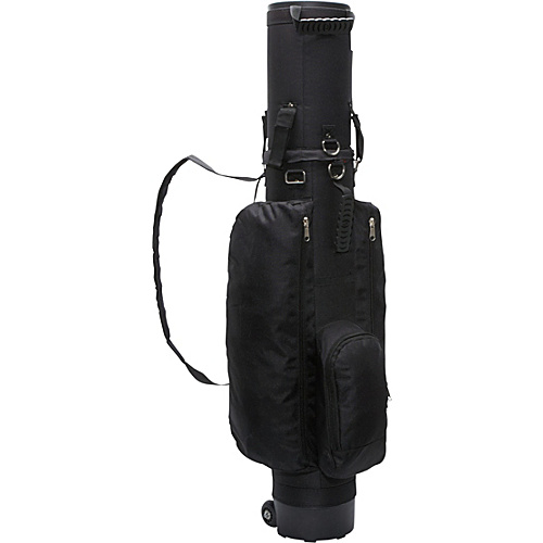 Caddy Daddy Golf Co-Pilot Standard Edition Hybrid Travel Bag Black - Caddy Daddy Golf Golf Bags