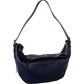 Adele Zipped Day Bag Navy