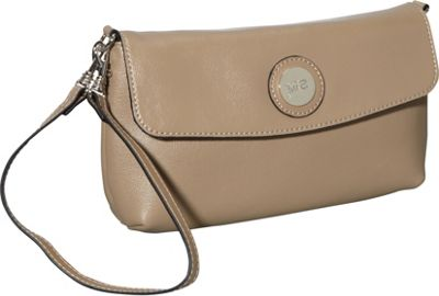 Jill-E E-GO Leather Essential Wristlet