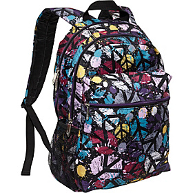 Uniformity Backpack Multi Print