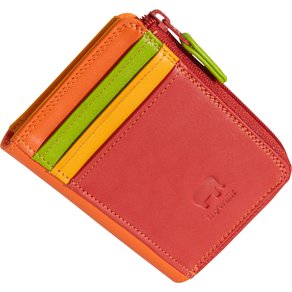MyWalit Zip Purse ID Holder Jamaica MyWalit Women s Wallets