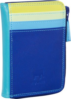 MyWalit Zip Purse ID Holder Seascape - MyWalit Women's Wallets