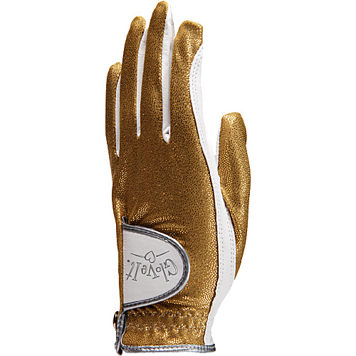 Glove It Gold Bling Glove Gold Left Hand Small - Glove It Golf Bags