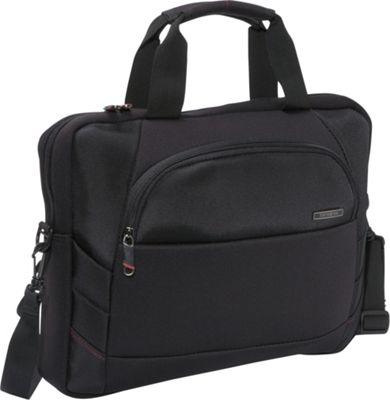 Samsonite Xenon 2 Slim Brief - 15.6 Black - Samsonite Non-Wheeled Computer Cases