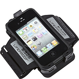 iPhone armband/swimband black