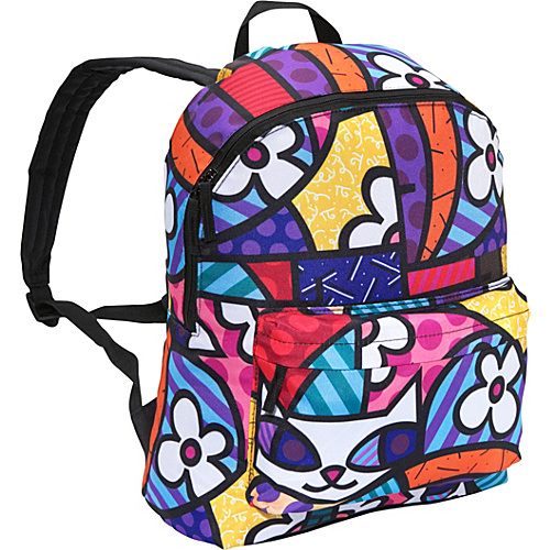 Miquelrius Britto Backpack Cat CAT - Miquelrius School & Day Hiking Backpacks