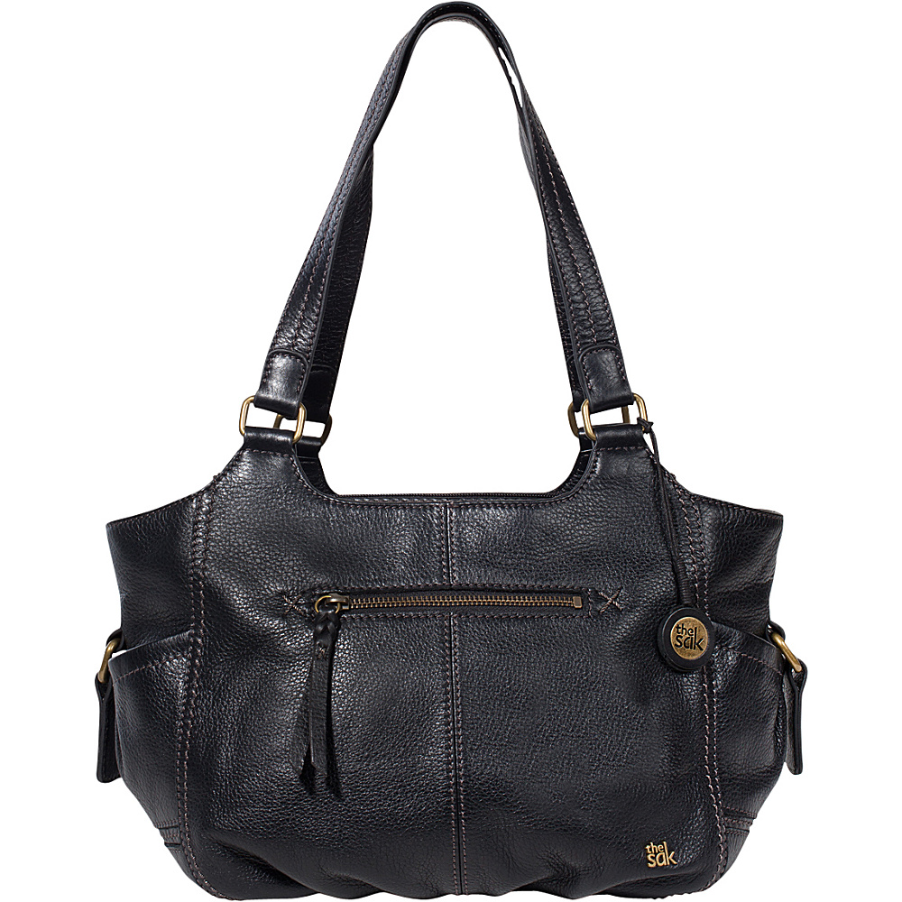 The Sak Kendra Satchel Black The Sak Leather Handbags