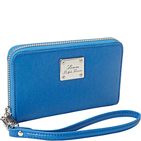 Newbury Electronic Wristlet Electric Blue