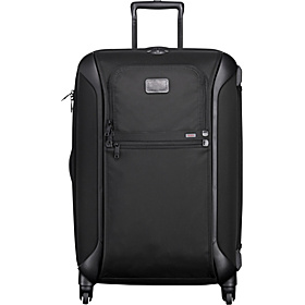 Alpha Lightweight Medium Trip Packing Case Black