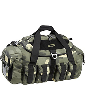 Mechanism Duffel Worn Olive