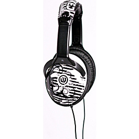 Reverb Headphones Black/White