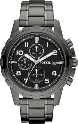 Fossil Dean Smoke IP - Fossil Watches