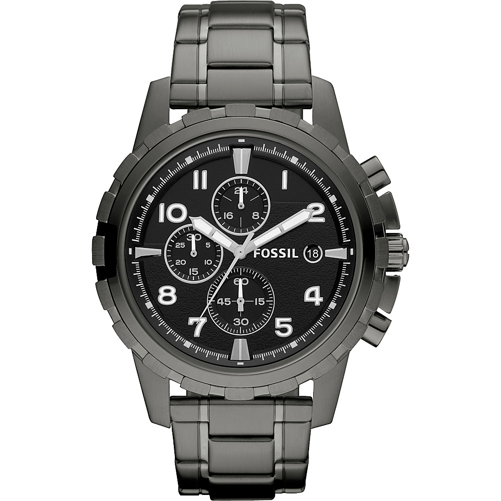 Fossil Dean Smoke IP - Fossil Watches - Fashion Accessories, Watches