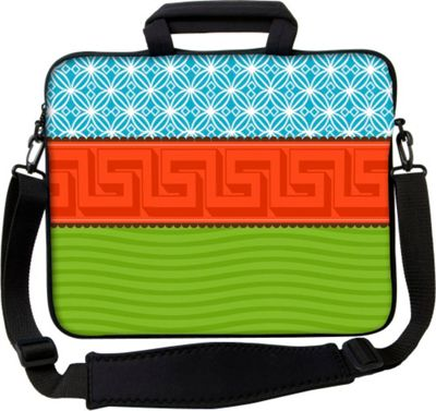 Designer Sleeves 14 inch Executive Laptop Sleeve by Got Skins? & Designer Sleeves Island Blend - Designer Sleeves Electronic Cases