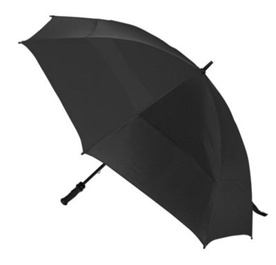 ShedRain Windjammer Umbrella - Black