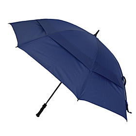 Windjammer Golf Umbrella - Solid Colors Navy