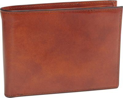 Bosca Old Leather 8 Pocket Deluxe Executive Wallet Old Leather Amber