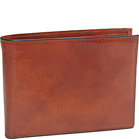 Old Leather 8 Pocket Deluxe Executive Wallet Old Leather Amber (27)