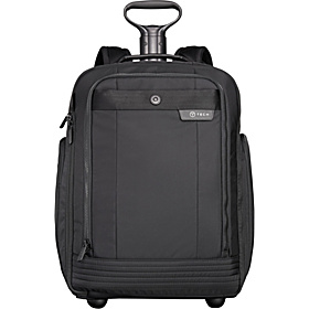 T-Tech Gateway Harbin Wheeled Backpack Black