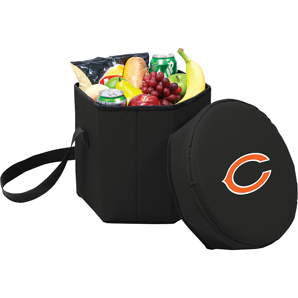 Picnic Time Chicago Bears Bongo Cooler Chicago Bears Black - Picnic Time Outdoor Coolers - Outdoor, Outdoor Coolers