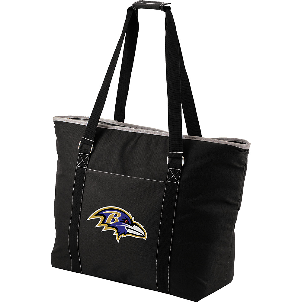 Picnic Time Baltimore Ravens Tahoe Cooler Baltimore Ravens Black - Picnic Time Outdoor Coolers - Outdoor, Outdoor Coolers