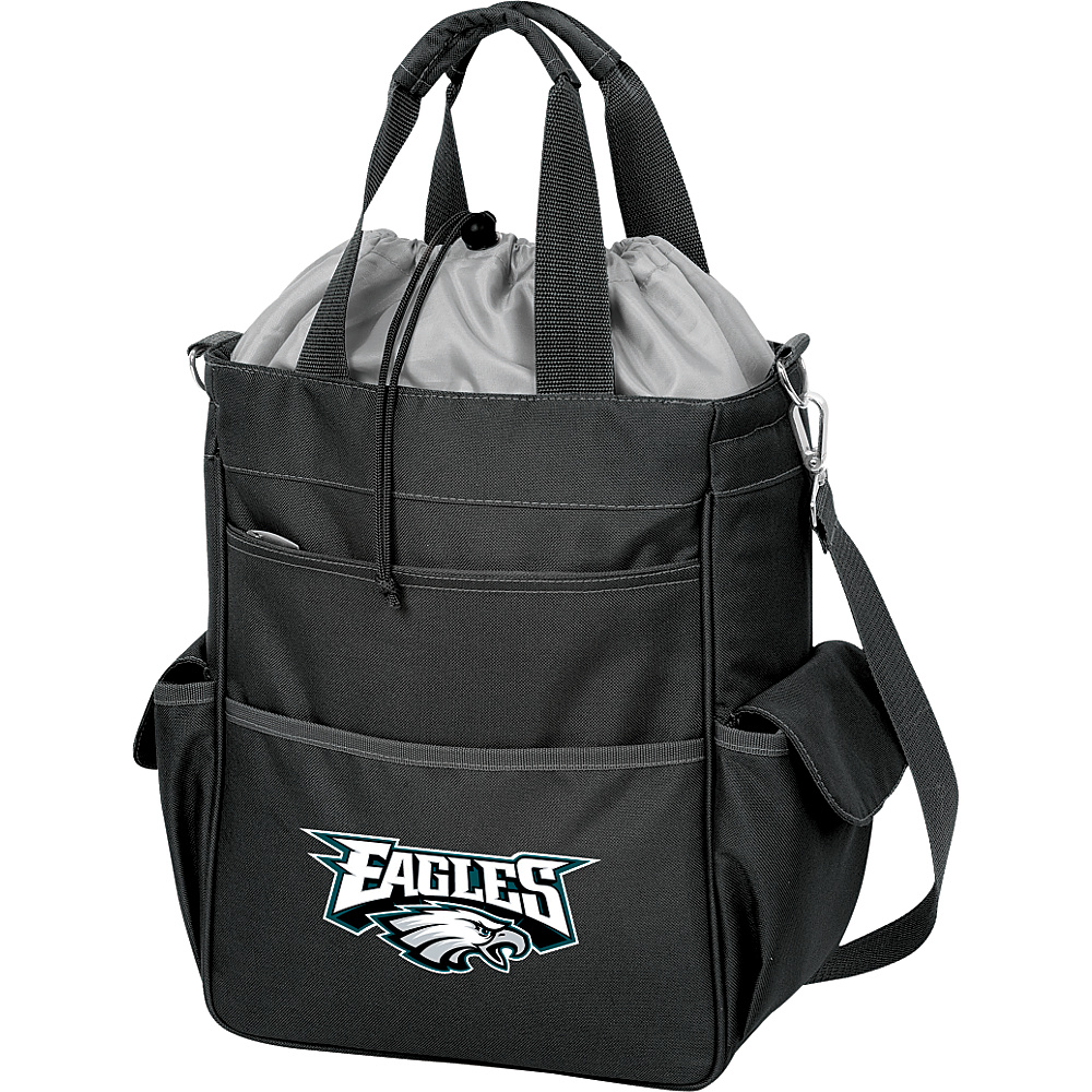 Picnic Time Philadelphia Eagles Activo Cooler Philadelphia Eagles Black - Picnic Time Outdoor Coolers - Outdoor, Outdoor Coolers