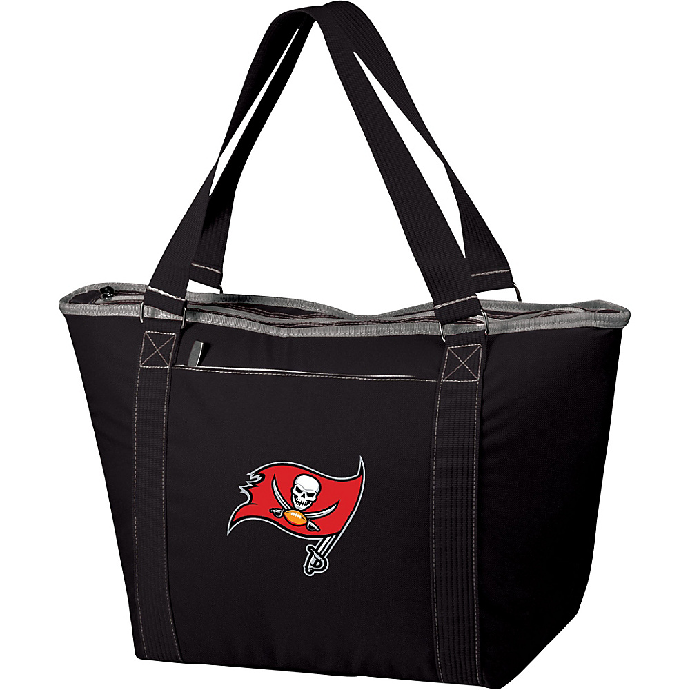 Picnic Time Tampa Bay Buccaneers Topanga Cooler Tampa Bay Buccaneers Black - Picnic Time Outdoor Coolers - Outdoor, Outdoor Coolers