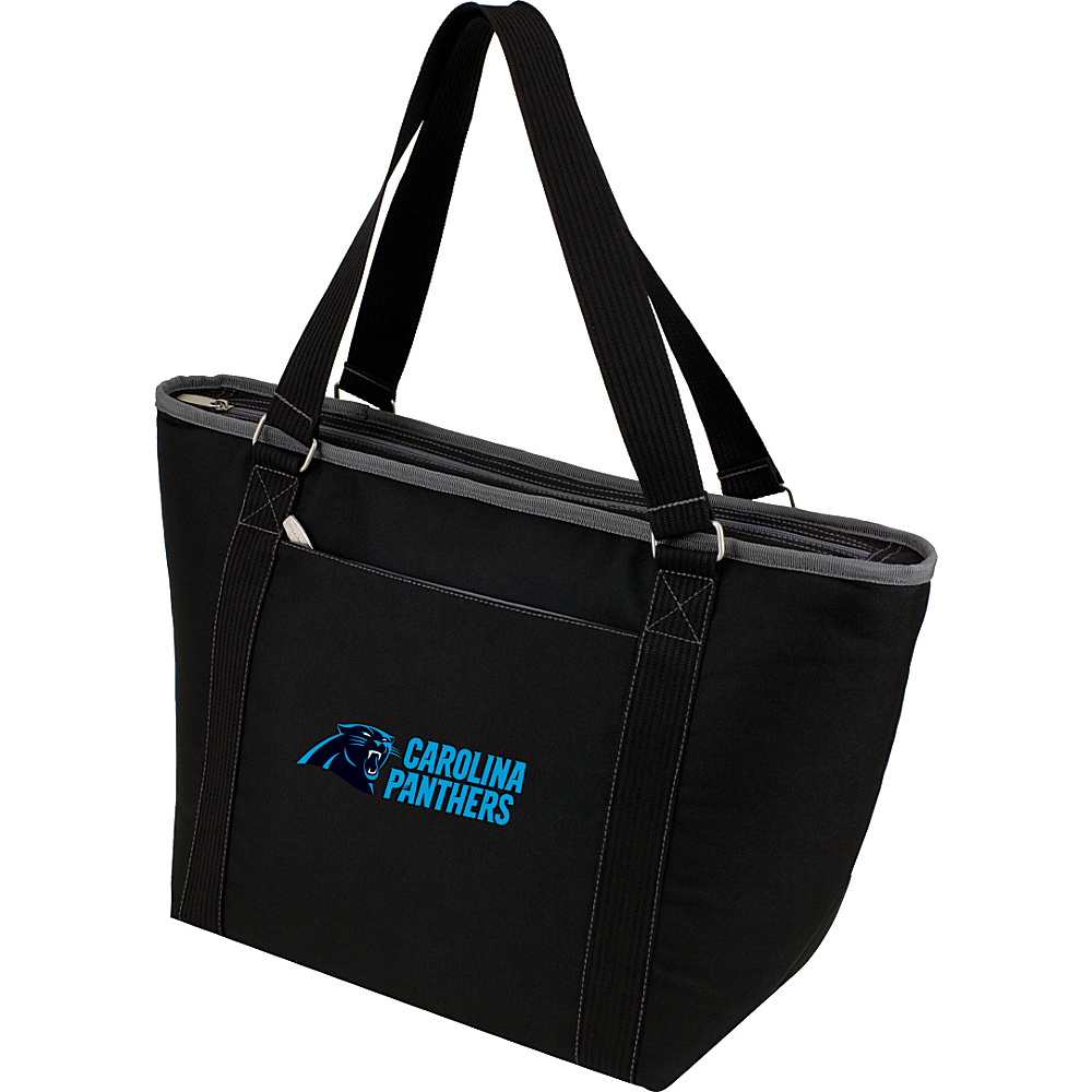 Picnic Time Carolina Panthers Topanga Cooler Carolina Panthers Black - Picnic Time Outdoor Coolers - Outdoor, Outdoor Coolers