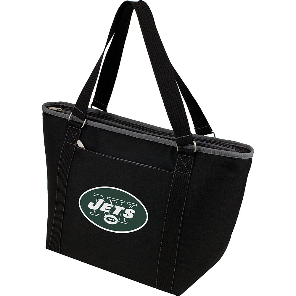 Picnic Time New York Jets Topanga Cooler New York Jets Black - Picnic Time Outdoor Coolers - Outdoor, Outdoor Coolers