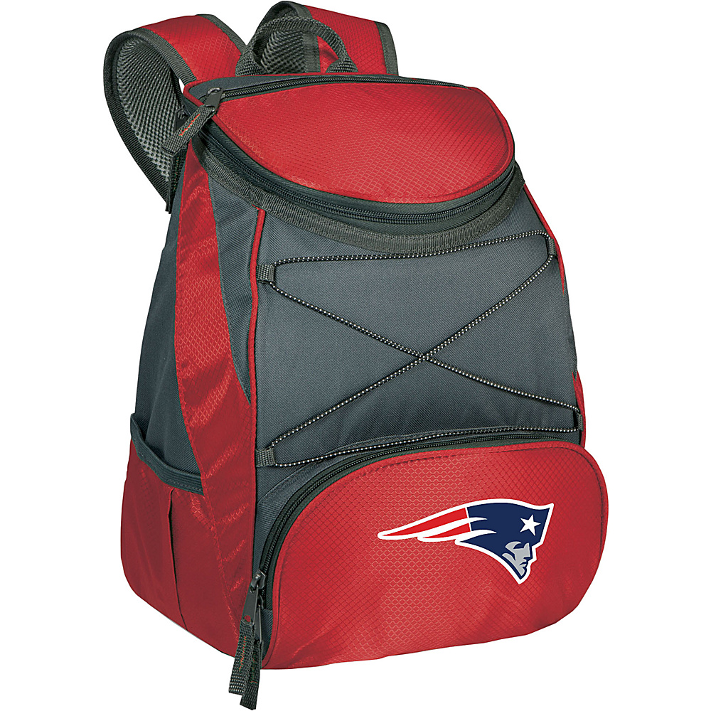 Picnic Time New England Patriots PTX Cooler New England Patriots Red - Picnic Time Outdoor Coolers - Outdoor, Outdoor Coolers
