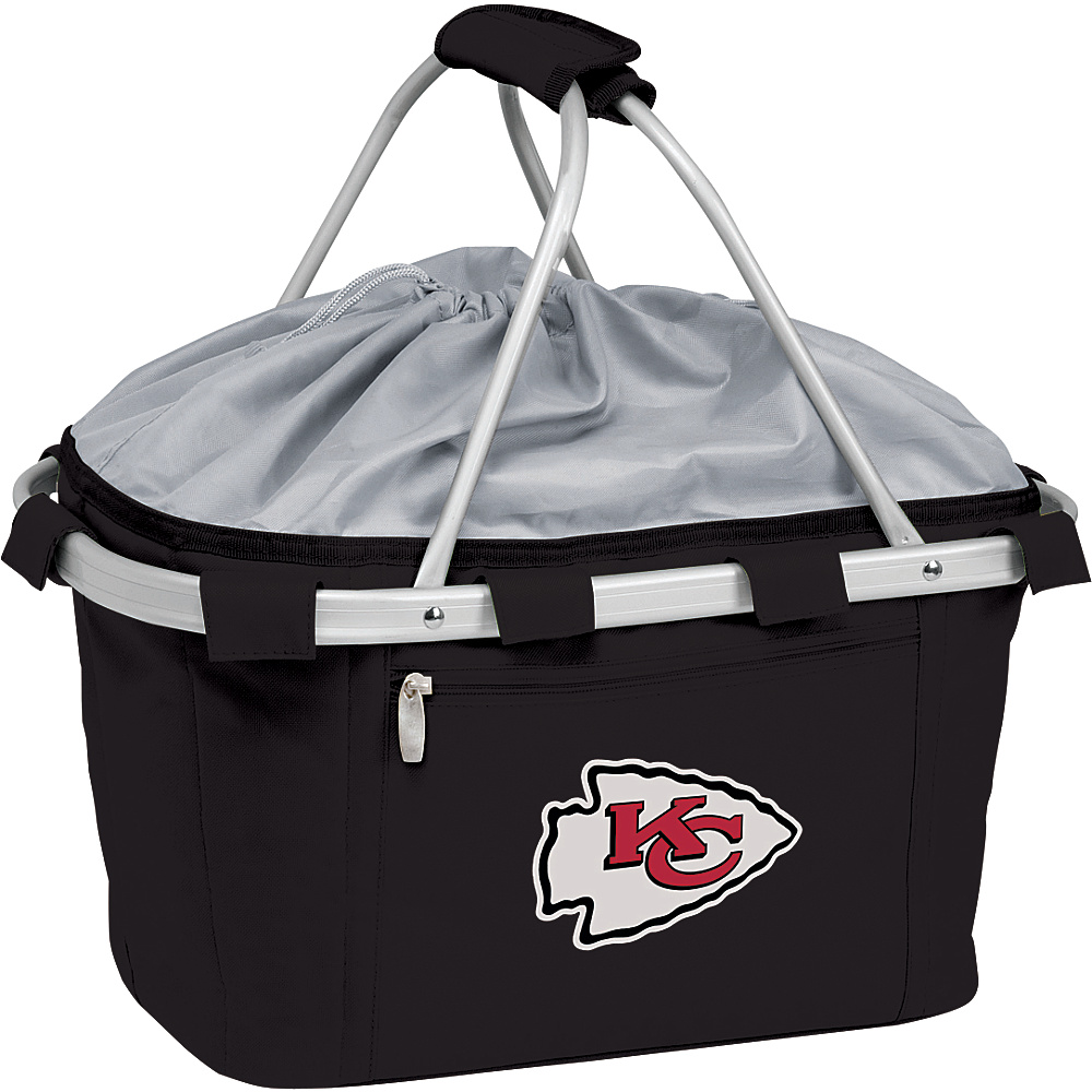 Picnic Time Kansas City Chiefs Metro Basket Kansas City Chiefs Black - Picnic Time Outdoor Coolers - Outdoor, Outdoor Coolers