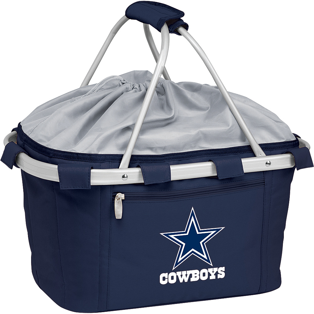 Picnic Time Dallas Cowboys Metro Basket Dallas Cowboys Navy - Picnic Time Outdoor Coolers - Outdoor, Outdoor Coolers