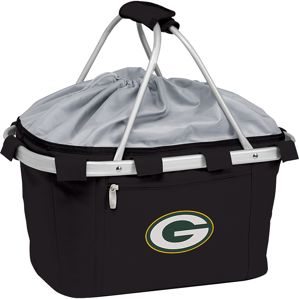 Picnic Time Green Bay Packers Metro Basket Green Bay Packers Black - Picnic Time Outdoor Coolers - Outdoor, Outdoor Coolers