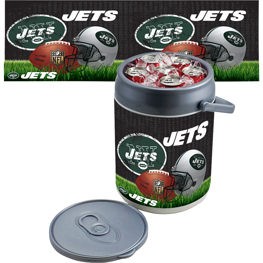 Picnic Time New York Jets Can Cooler New York Jets - Picnic Time Outdoor Coolers - Outdoor, Outdoor Coolers