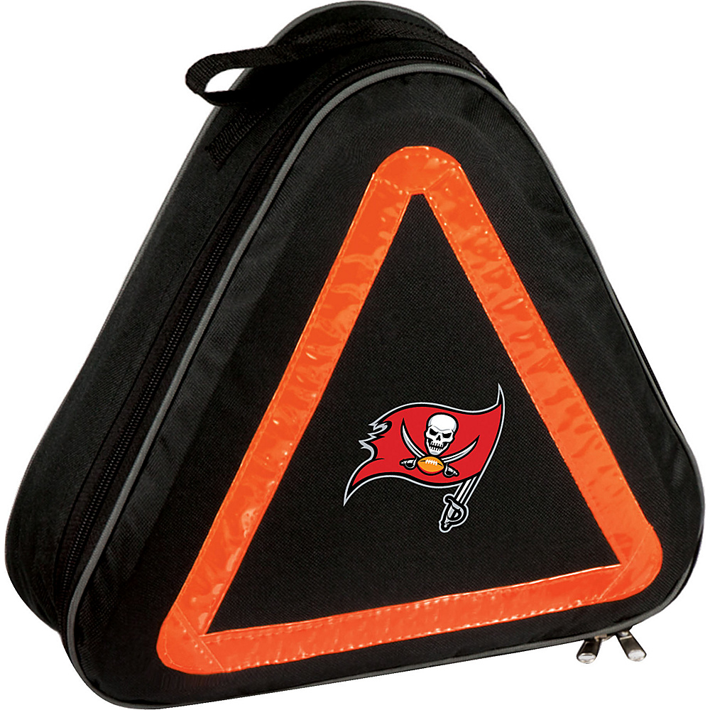 Picnic Time Tampa Bay Buccaneers Roadside Emergency Kit Tampa Bay Buccaneers - Picnic Time Trunk and Transport Organization - Travel Accessories, Trunk and Transport Organization