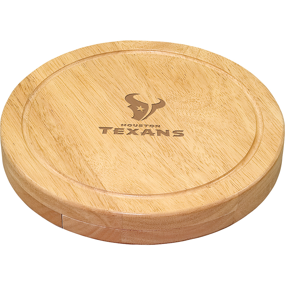 Picnic Time Houston Texans Cheese Board Set Houston Texans - Picnic Time Outdoor Accessories - Outdoor, Outdoor Accessories