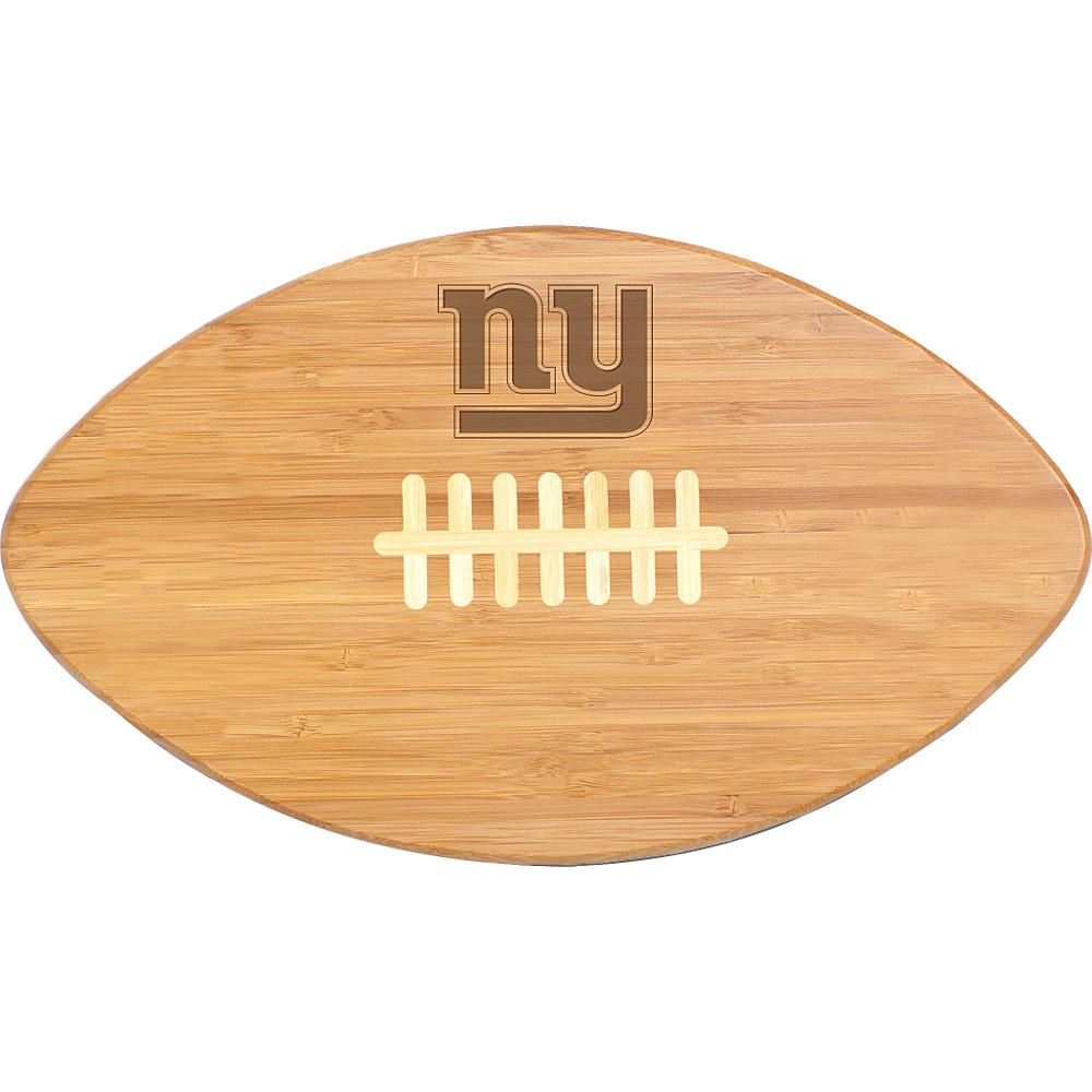 Picnic Time New York Giants Touchdown Pro! Cutting Board New York Giants - Picnic Time Outdoor Accessories - Outdoor, Outdoor Accessories