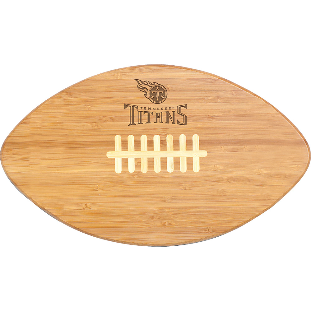 Picnic Time Tennessee Titans Touchdown Pro! Cutting Board Tennessee Titans - Picnic Time Outdoor Accessories - Outdoor, Outdoor Accessories