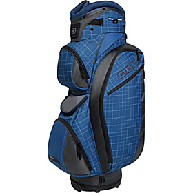 Giza Cart Bag Blue Griddle
