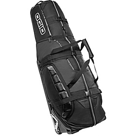 Monster Travel Bag Black
