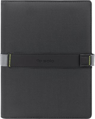 SOLO Link Universal Tablet Case, Fits tablets 8.5 inch up to 11 inch Black - SOLO Electronic Cases