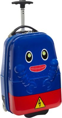TrendyKid Robot Kids' Rolling Carry On Robot - TrendyKid Kids' Luggage