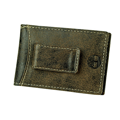 Timberland Wallets Danforth Flipclip Wallet Brown - Timberland Wallets Mens Wallets