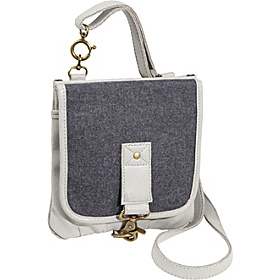 Hanna Sacchetto Crossbody Grey