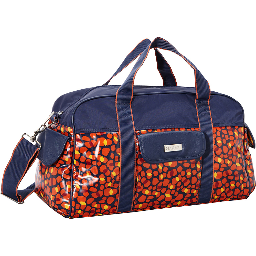 Hadaki Coated Cool Duffle Arabesque Pebbles - Hadaki Travel Duffels - Duffels, Travel Duffels