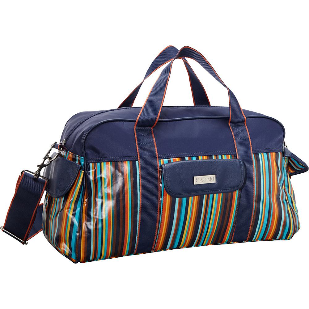 Hadaki Coated Cool Duffle Arabesque Stripes - Hadaki Travel Duffels - Duffels, Travel Duffels
